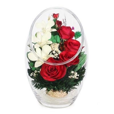 06_21 Цветы в стекле ~ вакуум*~