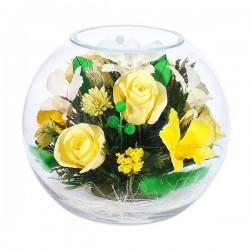 02_13 Цветы в стекле ~ вакуум*~