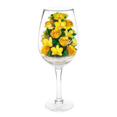 07_17 Цветы в стекле ~ вакуум*~