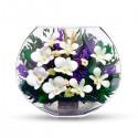 21_07 Цветы в стекле ~ вакуум*~