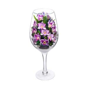 07_19 Цветы в стекле ~ вакуум*~