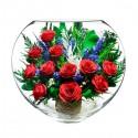 15_03 Цветы в стекле ~ вакуум*~