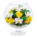 07_35 Цветы в стекле ~ вакуум*~