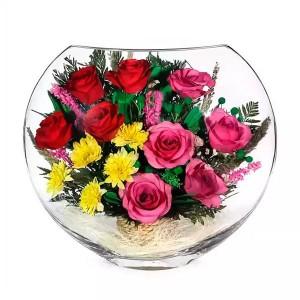15_19 Цветы в стекле ~ вакуум*~