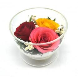 05_00 Цветы в стекле ~ вакуум*~