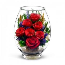 10_03 Цветы в стекле ~ вакуум*~