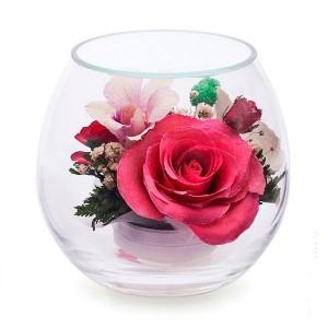 03_03 Цветы в стекле ~ вакуум*~