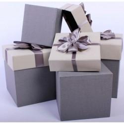 98_24 Подарочная коробка куб
