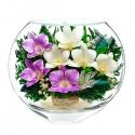 19_05 Цветы в стекле ~ вакуум*~