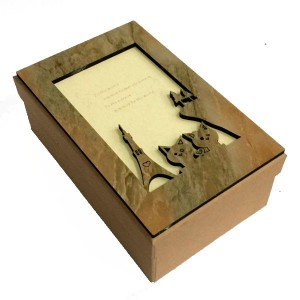 98_27 Подарочная коробка