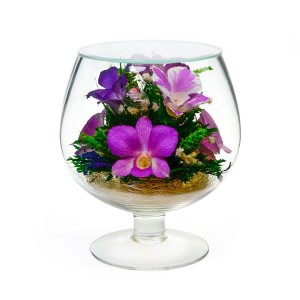 07_27 Цветы в стекле ~ вакуум*~