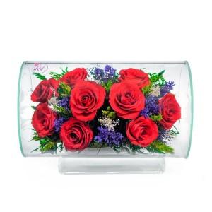 11_11 Цветы в стекле ~ вакуум*~