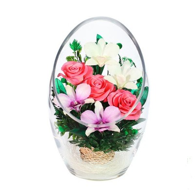 06_22 Цветы в стекле ~ вакуум*~