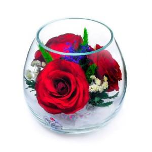 03_01 Цветы в стекле ~ вакуум*~