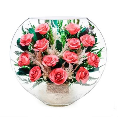 15_11 Цветы в стекле ~ вакуум*~
