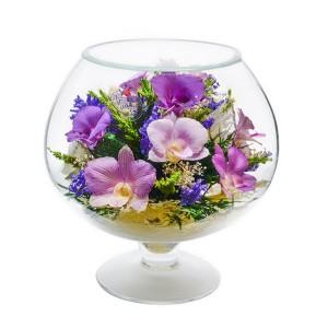 07_30 Цветы в стекле ~ вакуум*~