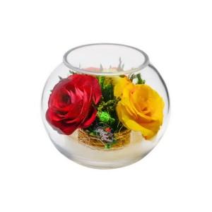 03_28 Цветы в стекле ~ вакуум*~