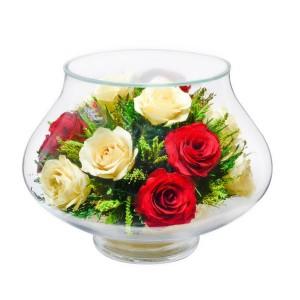 08_20 Цветы в стекле ~ вакуум*~