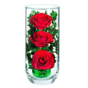 12_11 Цветы в стекле ~ вакуум*~