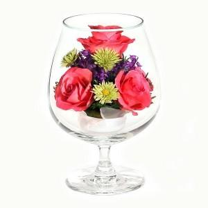 07_04 Цветы в стекле! ~ вакуум ~