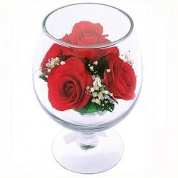 07_01 Цветы в стекле ~ вакуум*~