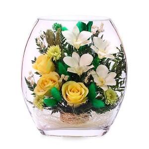 24_13 Цветы в стекле