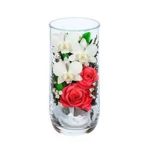 12_14 Цветы в стекле! ~ вакуум ~