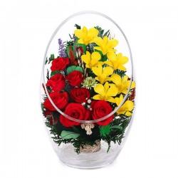 06_32 Цветы в стекле ~ вакуум*~